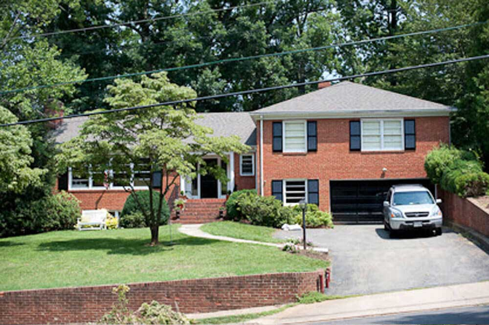 Dunn-Right Contracting - remodeled home exterior