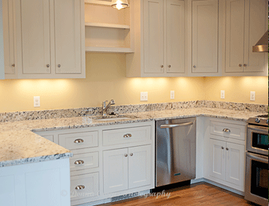 Dunn-Right Contracting - kitchen cabinetry concepts