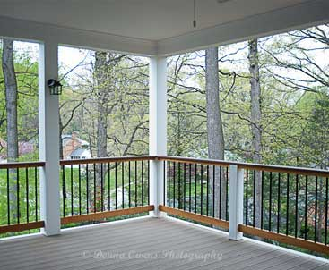 Dunn-Right Contracting - porch addition