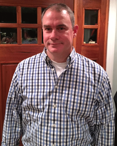 Matt Dunn - superintendent and project manager