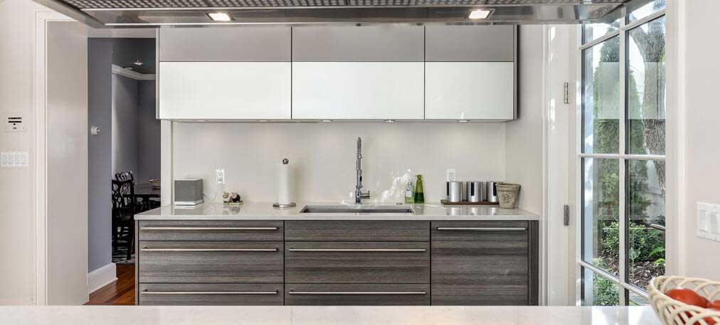Dunn-Right Contracting - modern kitchen design